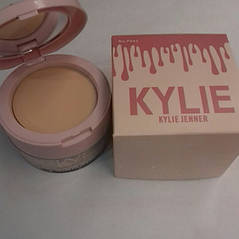 Рассыпчатая+ компактная пудра Kylie Jenner 2in 1, фото 2