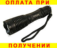 Тактический фонарь Bailong Police BL-1837-T6 50000W, фото 1