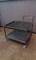 Стіл для обслуговування шприца, фото 1