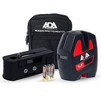 Лазерный уровень (нивелир) ADA ARMO 3D