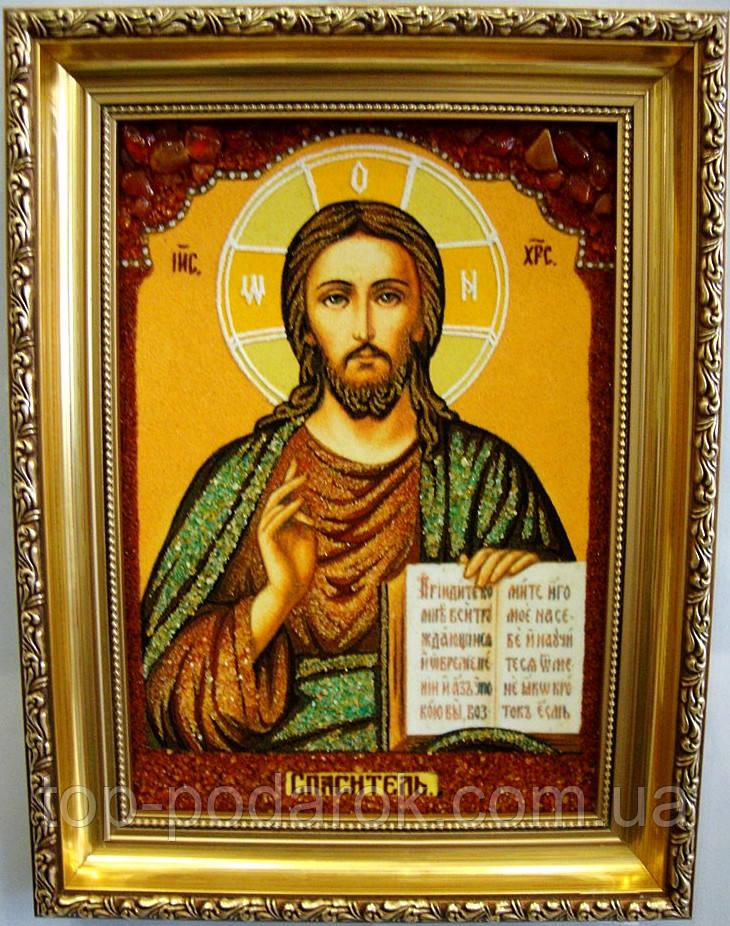Иисус Христос і-08 Господь Вседержитель (пара с Казанская і-07)