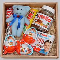 """Подарочный набор """"Сладкоежка"""" (набор сладостей) Оригинальный подарок для ребёнка, подруги, друзей"""
