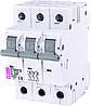 ETI Автоматческий выключатель ETIMAT 6 3p С 63А (6 кA)