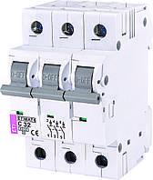 ETI Автоматческий выключатель ETIMAT 6 3p С 32А (6 кA)
