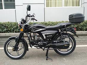 Мотоцикл HORNET ALPHA (Classic) 125 куб/м (черный)