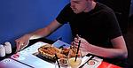 Интерактивные технологи в дизайне баров и ресторанов
