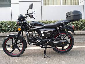 Мотоцикл HORNET ALPHA (Sport) 125 куб/м (черный)