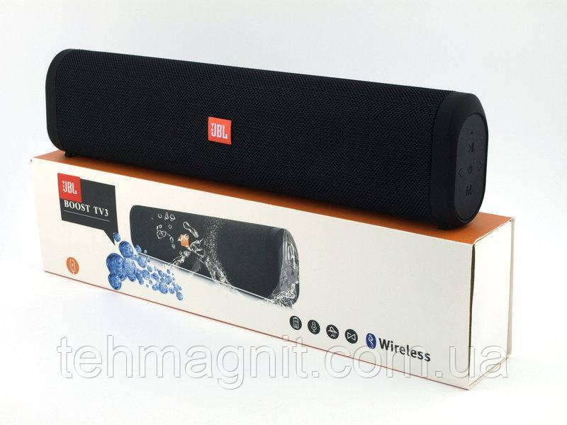 Портативна Bluetooth колонка TV3
