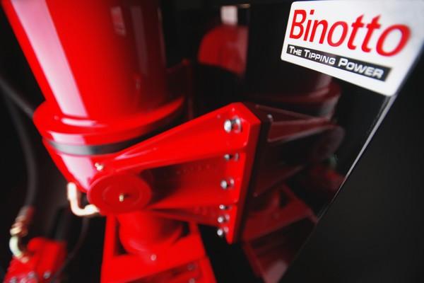 Binotto - итальянская гидравлика с именем