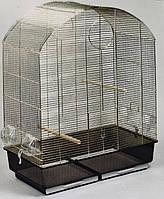 Клетка для птиц с раздвижным верхом Greta Light ™️ Золотая клетка 71*39*94