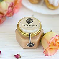 """Крем-мед с чайной розой """"Чайная роза"""" 120г, фото 1"""