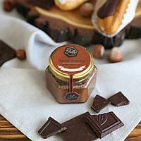 """Крем-мед с шоколадом """"Черный шоколад"""" 120г, фото 1"""
