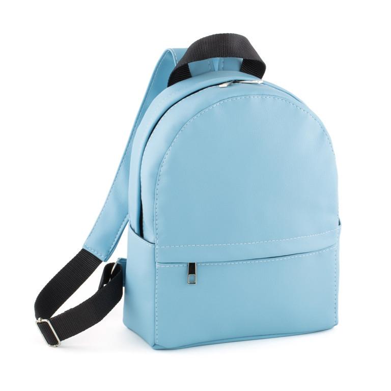 Рюкзак Kronos Toys Fancy mini Голубой (Rfancy_mini_lblue_fly)