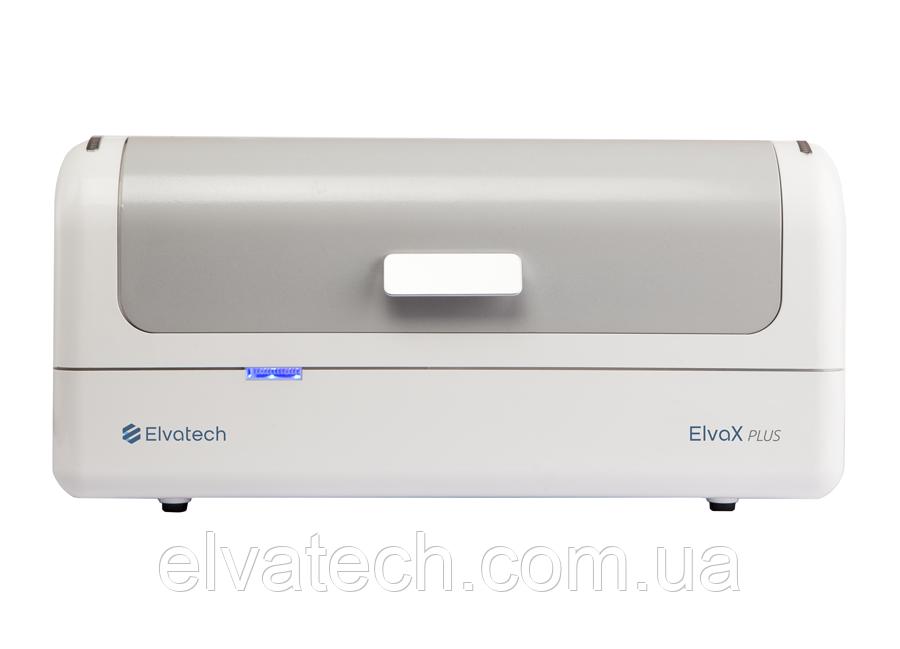 Настольный РФА-спектрометр ElvaX Plus