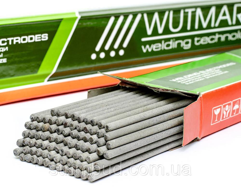 Электроды Wutmarc УОНИ 13/55 диаметр 5 мм