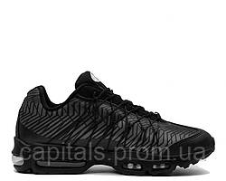 "Мужские кроссовки Nike Air Max 95 Ultra Jacquard ""Black/Grey"""