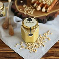 """Крем - мед с орехом  """"Кедровий горіх"""" 200г, фото 1"""