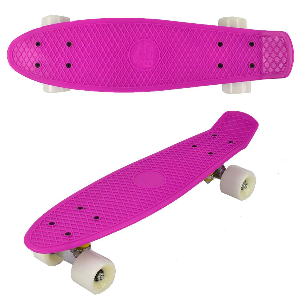 "Скейт Penny board 780 22"" Розовый 65566"
