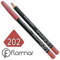 Карандаш для губ Flormar Lipliner №202