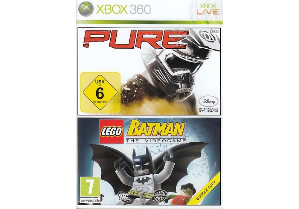 PURE + Lego Batman (лицензия)