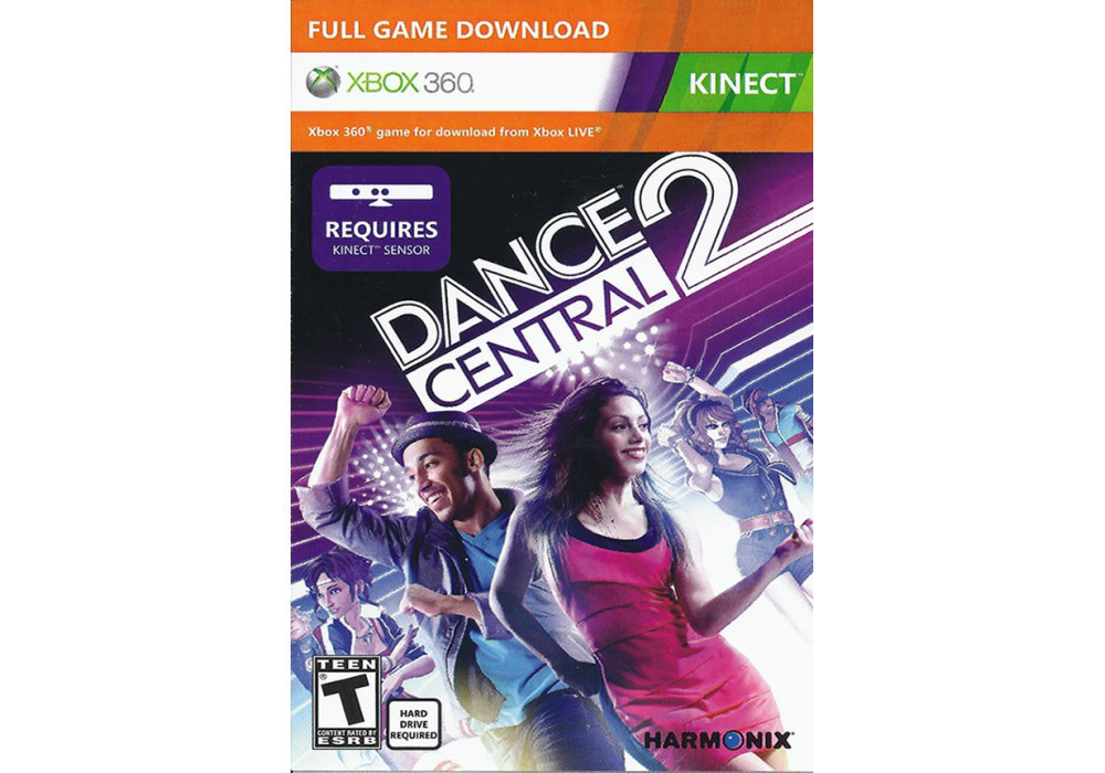 Dance Central 2 [Kinect] (лицензия, ваучер)