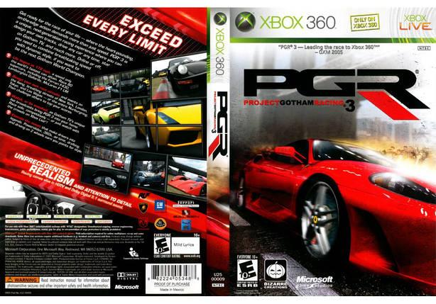 Project Gotham Racing 3 (лицензия), фото 2