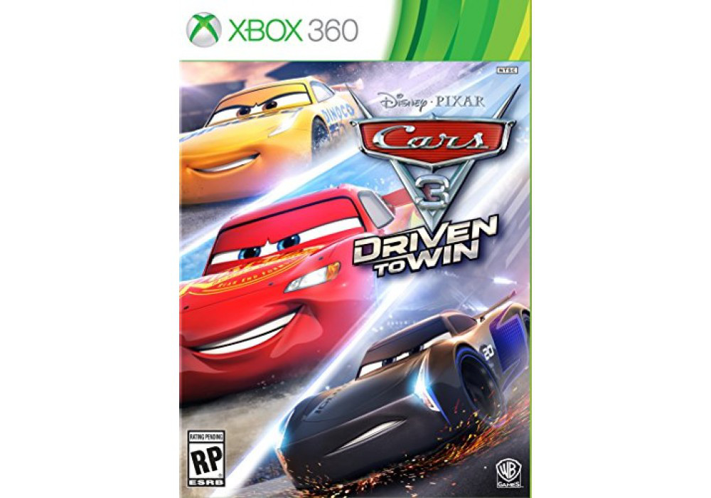Cars 3 Driven to Win (русский текст)