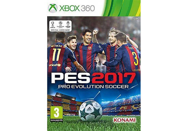 Pro Evolution Soccer 2017 (русский текст), фото 2