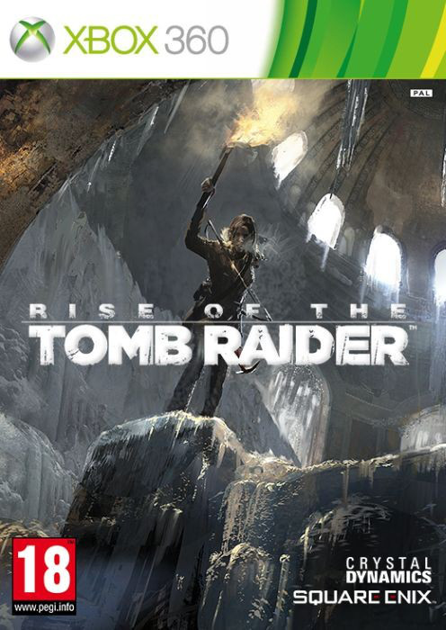 Rise of the Tomb Raider (русский звук и текст)