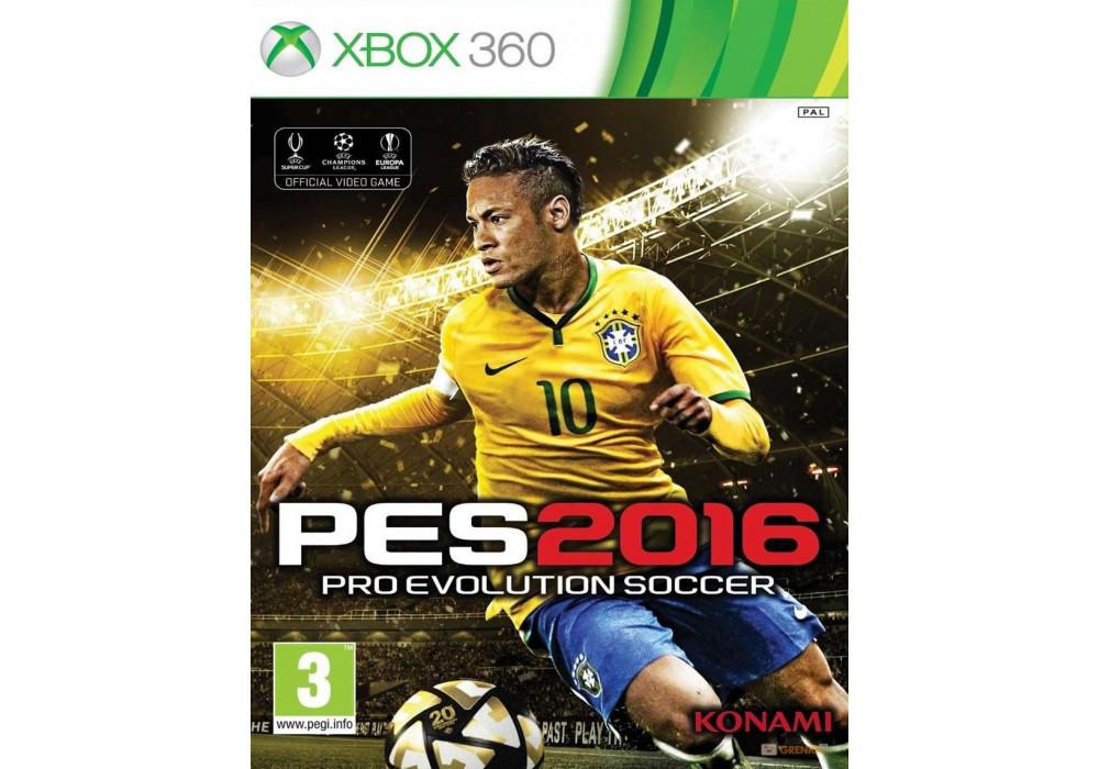 Pro Evolution Soccer 2016 (русский текст)