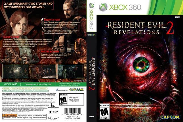 Resident Evil: Revelations 2 (русский текст), фото 2