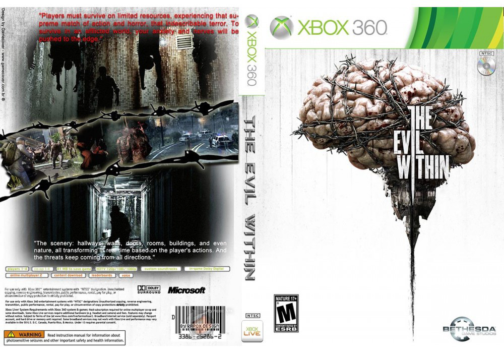 The Evil Within (русский текст)