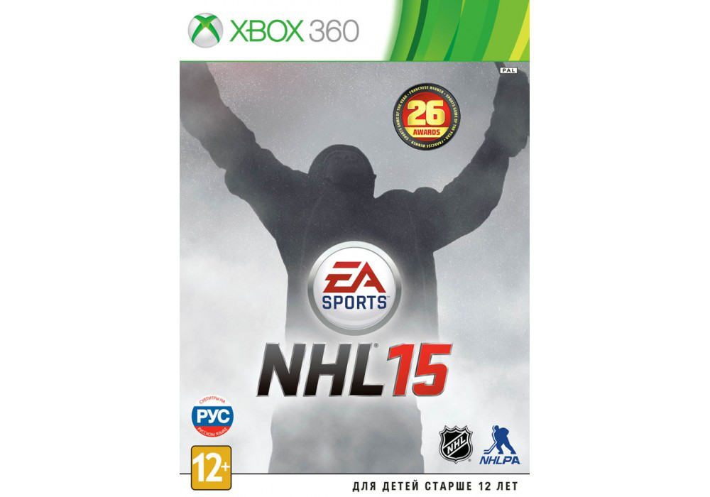 NHL 15 (русский текст)
