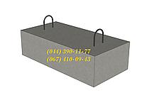Опорная подушка бетонная ОП 6-2, большой выбор ЖБИ. Доставка в любую точку Украины.