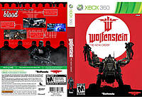 Wolfenstein: The New Order (4 диска, русский текст)