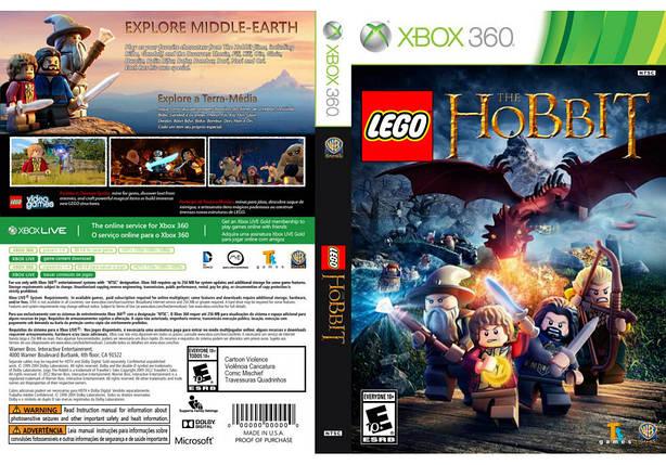 Lego The Hobbit (русский текст), фото 2