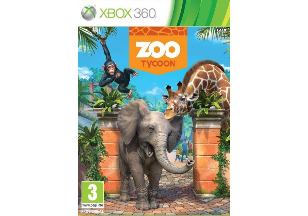 Zoo Tycoon (русский текст)