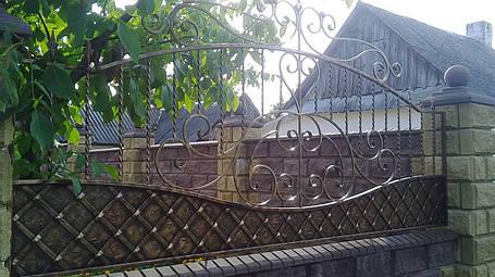 Забор Володимирец, фото 2