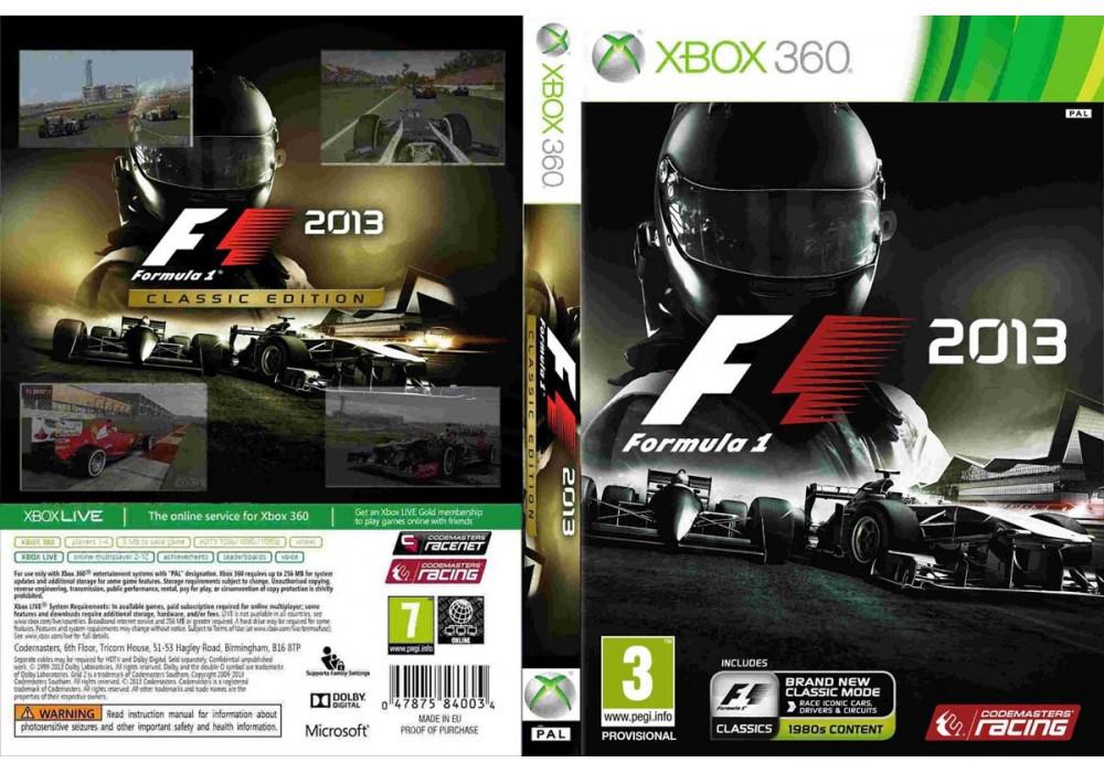 F1 2013 (русский текст и озвучка)