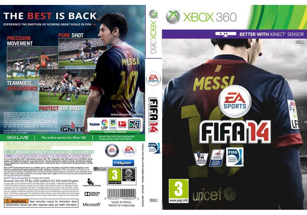 FIFA 14 (русский текст и озвучка)
