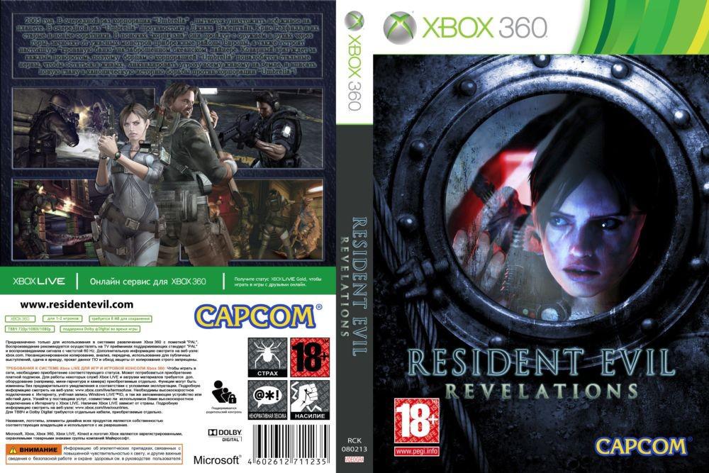 Resident Evil: Revelations (русский текст)
