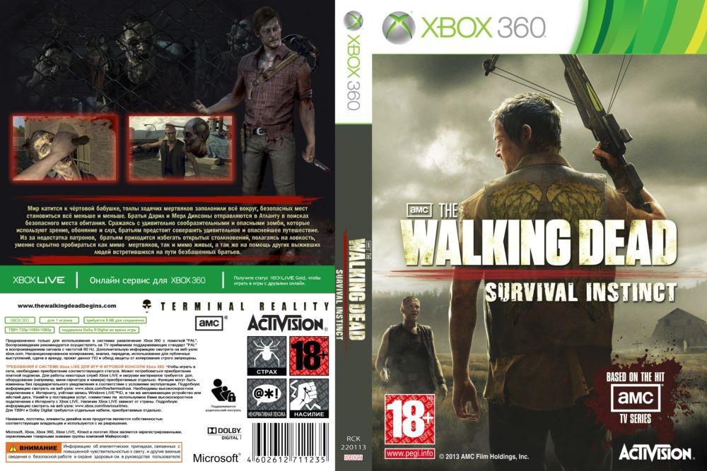 The Walking Dead: Survival Instinct (русская версия)