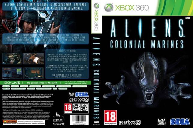 Aliens: Colonial Marines (русский текст и озвучка), фото 2