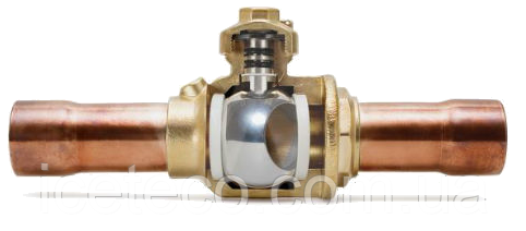 Вентиль шаровый Hpeok PKB-50