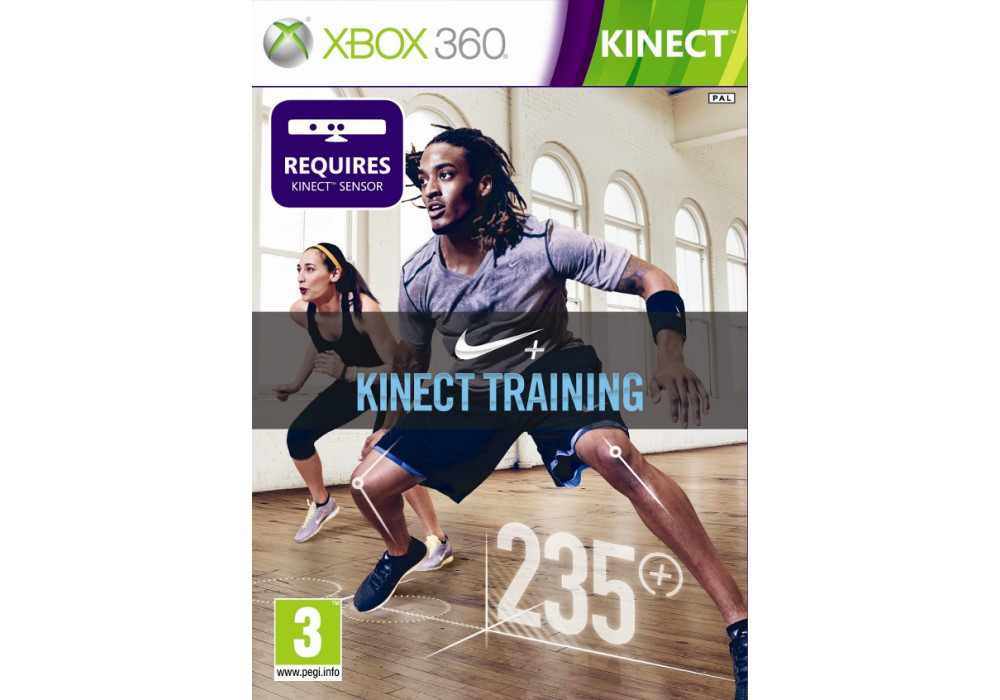 Nike + Kinect Training [Kinect] (русский звук и текст)