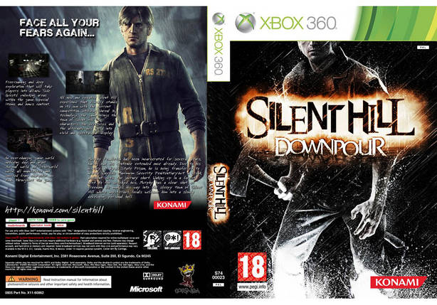 Silent Hill: Downpour (русская версия), фото 2