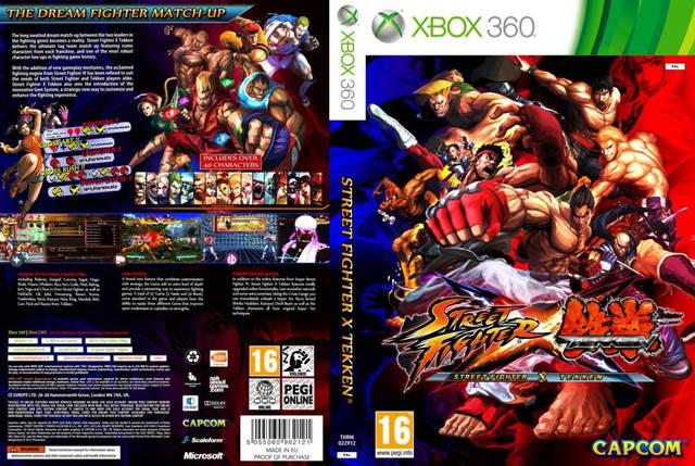 Street Fighter X Tekken (русский текст), фото 2