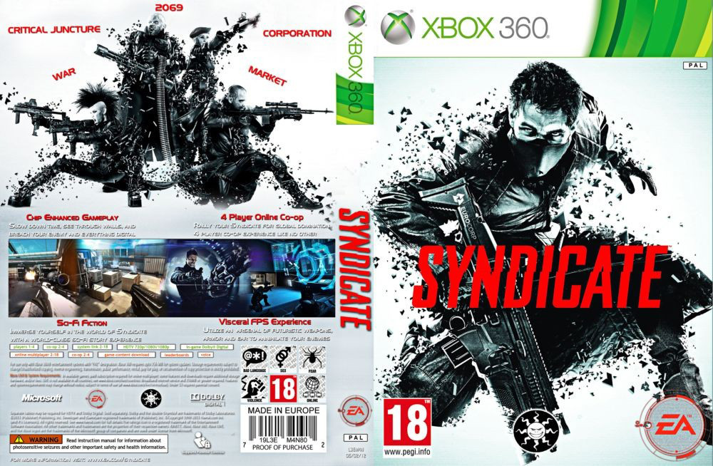 Syndicate (русский текст, LT+ 2.0 или 3.0)
