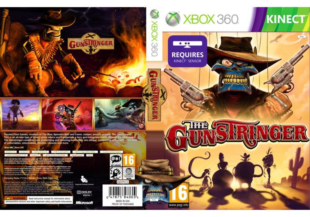 [Kinect] The Gunstringer (русская версия)