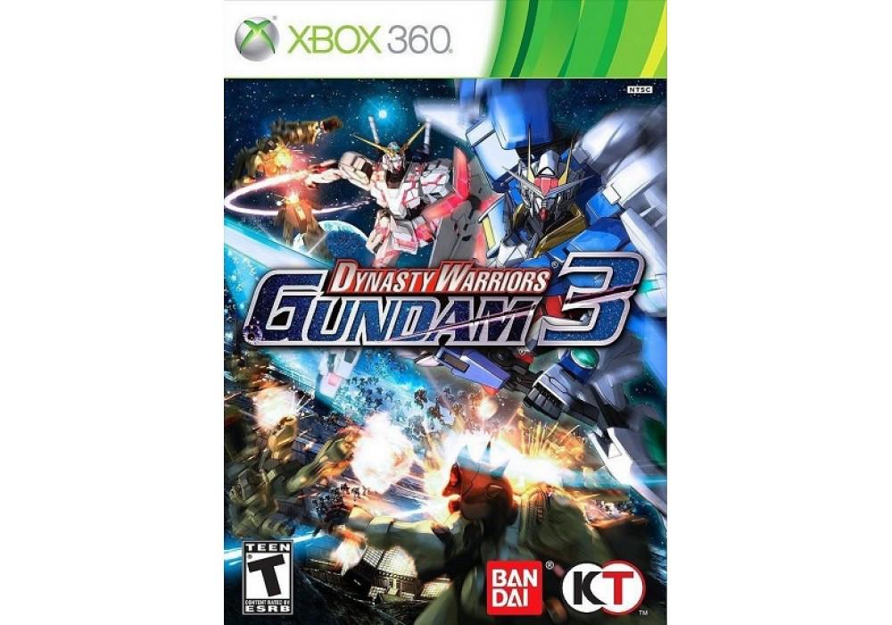 Dynasty Warriors: Gundam 3 (русская версия)